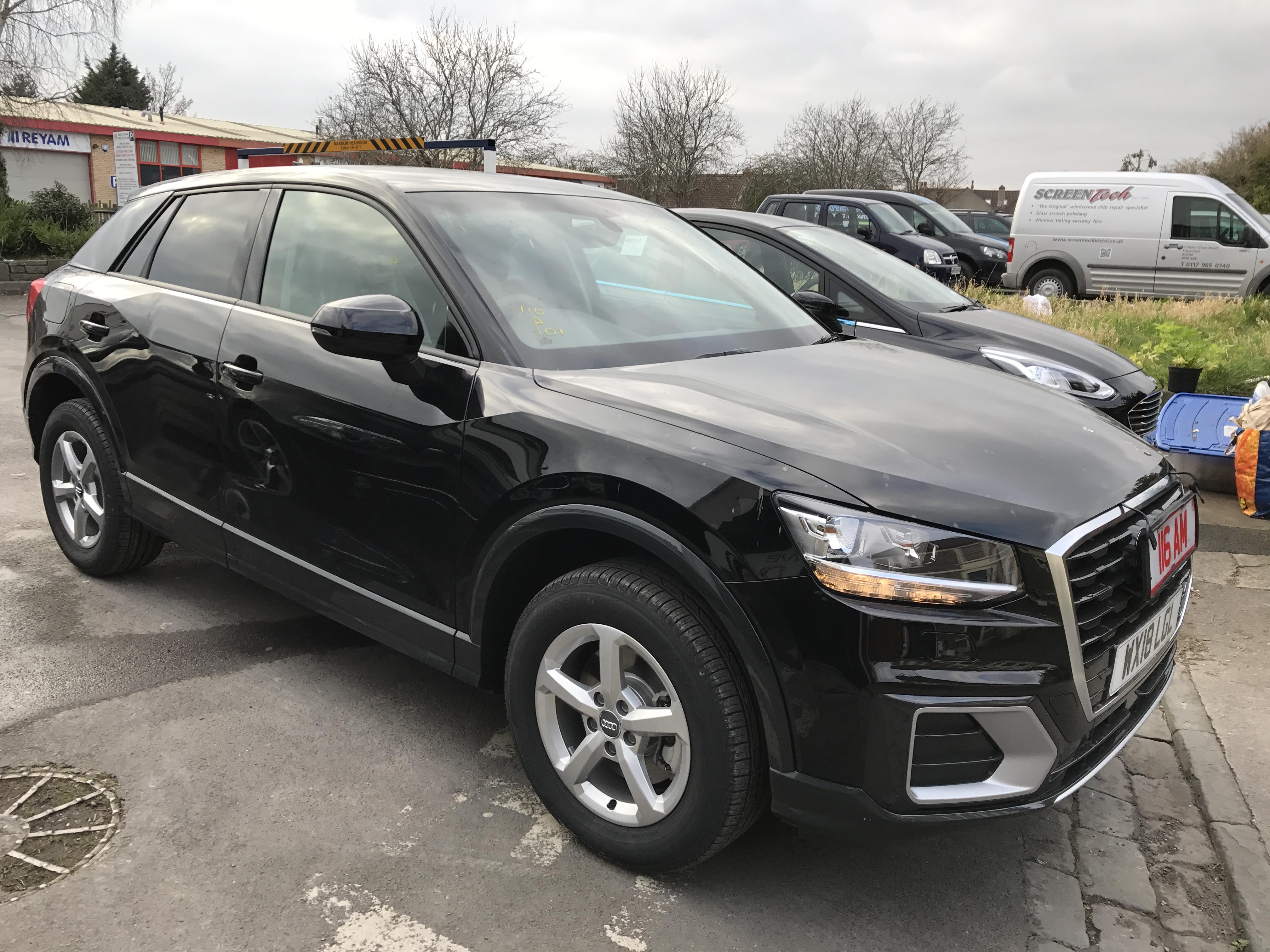 New Q2 for Audi